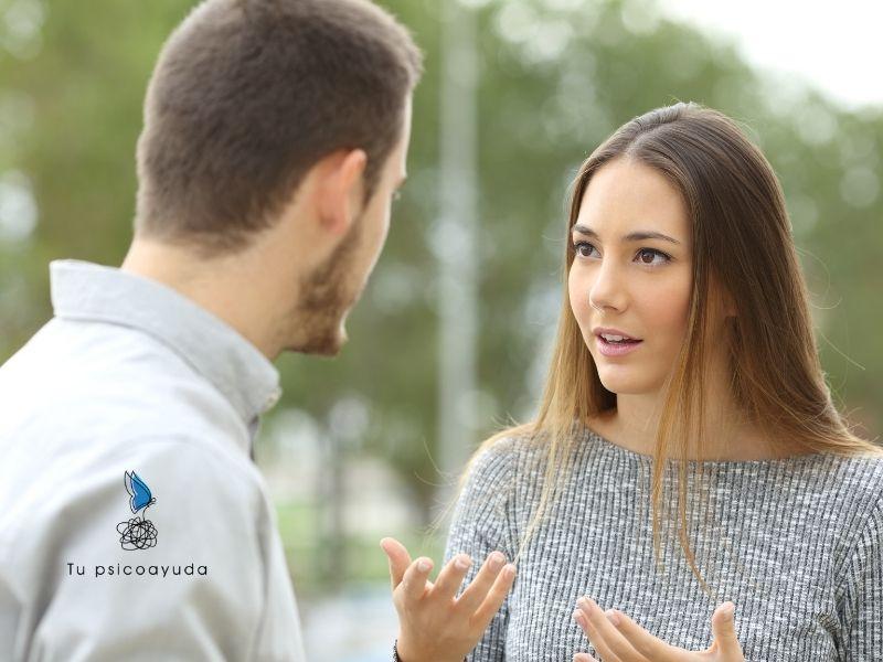 Comunicación asertiva en la pareja