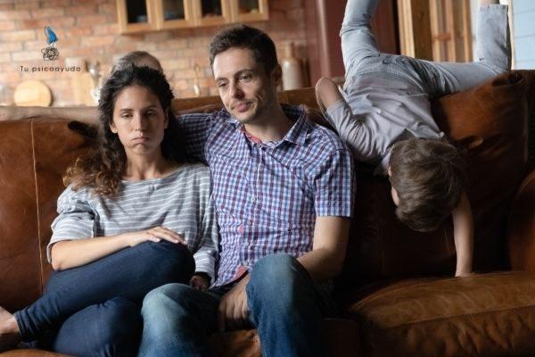 Los hijos en la terapia de pareja